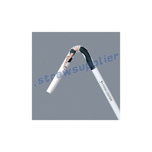Full Color Printing Advertising Promotional Straw-YOGA