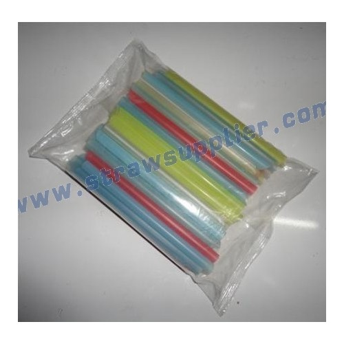 multi pcs drinking straws package