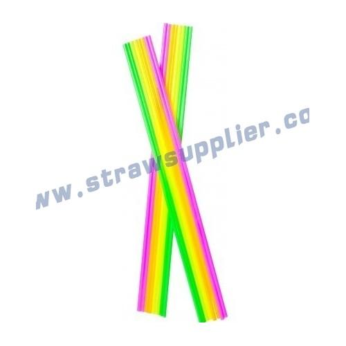 fluor super long straw