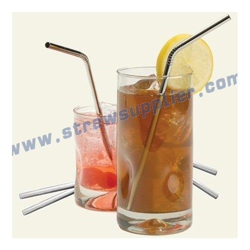Stainless Steel Bendy Straws