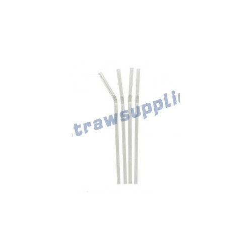 Bendy Straws Transparent