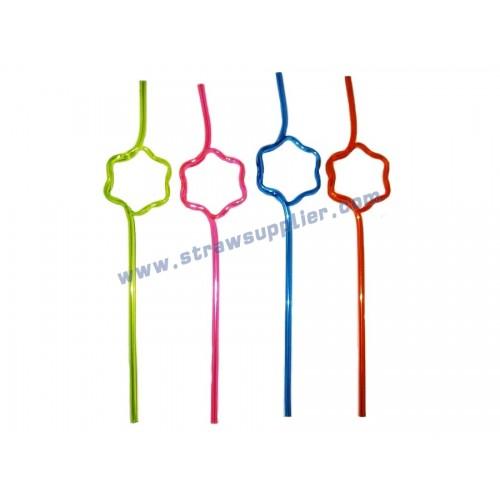 Hexagram Silly Straws