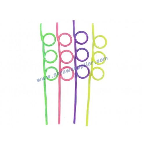 Loopy Funny Straws