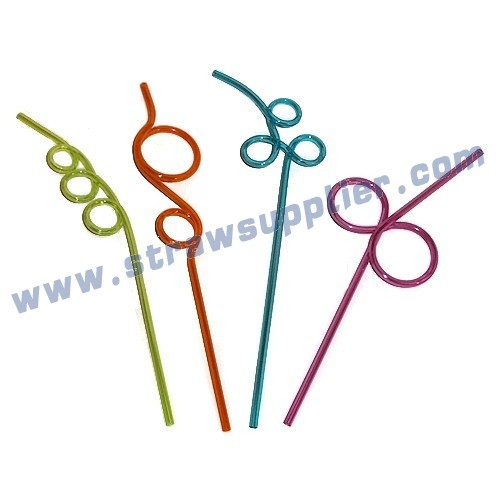 Squiggle Straws