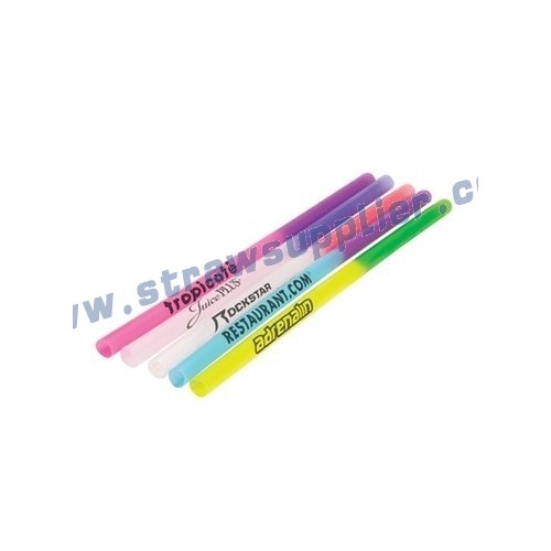 Color Changing Printing Straw