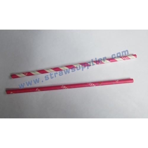 Paper Printing Straw
