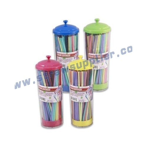 PVC Straws Dispenser